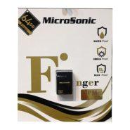 خرید فلش مموری میکروسونیک مدل Finger ظرفیت 64 گیگابایت