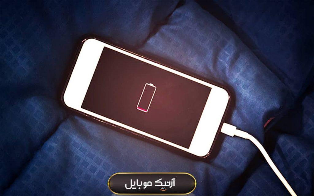 چرا باتری تلفن من خیلی سریع تخلیه می شود؟