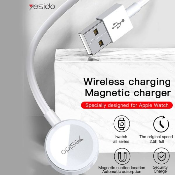 خرید شارژر اپل واچ یسیدو CA69