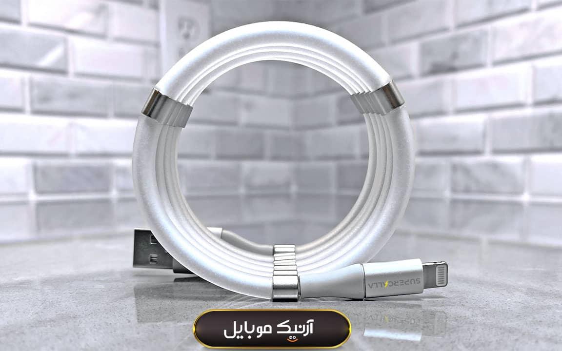 کابل شارژر مغناطیسی