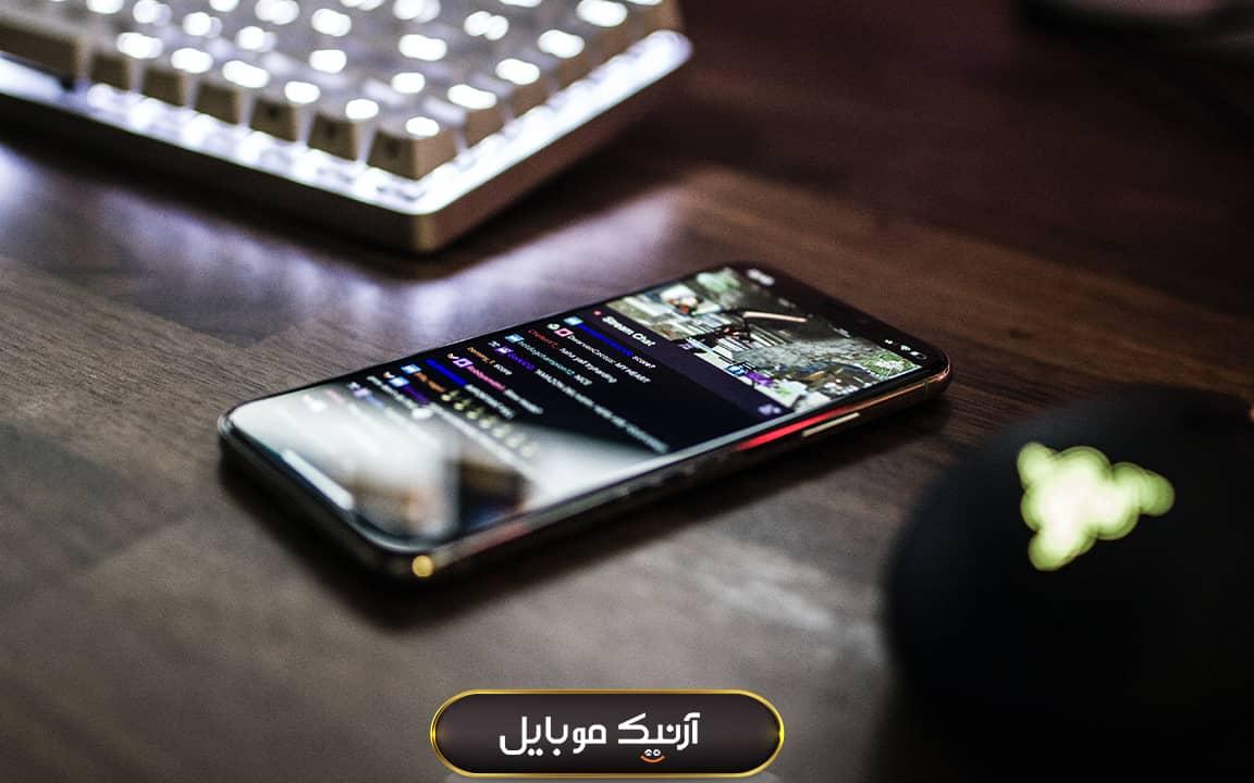 معرفی بهترین گوشی های گیمینگ بالای 20 میلیون تومان