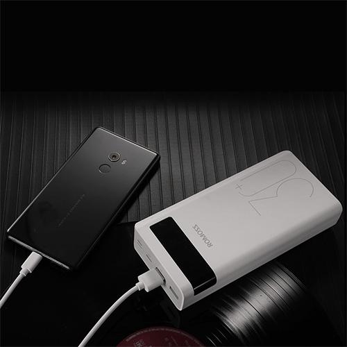 خرید آنلاین پاوربانک فست شارژ روموس SENSE8P