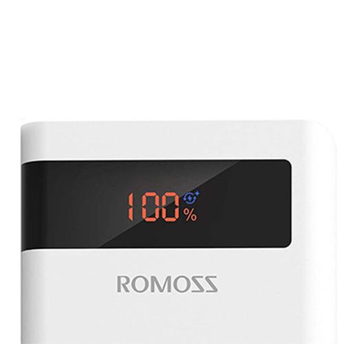 خرید پاوربانک فست شارژ روموس SENSE8P