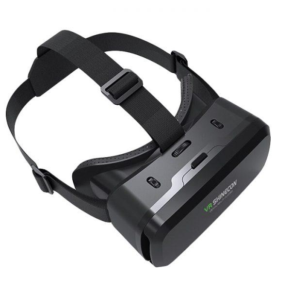 خرید اینترنتی عینک واقعیت مجازی شاینکن مدل Shinecon VR G06A