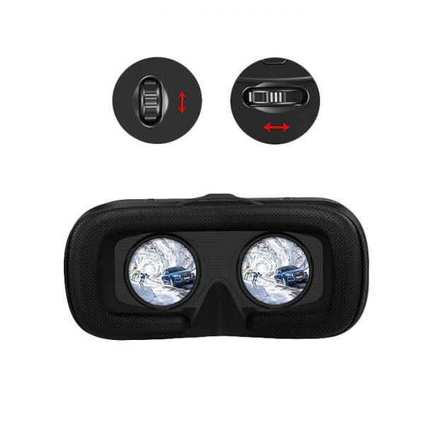 خرید عینک واقعیت مجازی شاینکن مدل Shinecon VR G06A