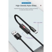 کابل USB به Type-Cیسیدو مدل Ca46 طول 1.2متر ۲٫۴ آمپر